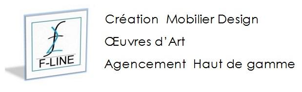 F-Line Creations – Agencement haut gamme et création de mobilier Design